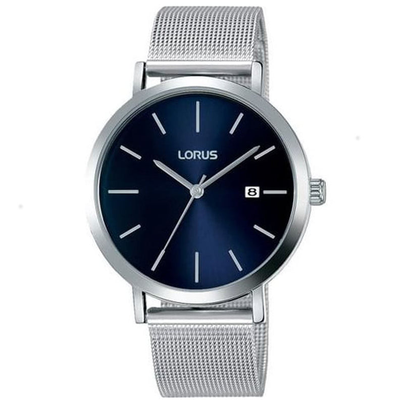 Lorus Men's Classic Mesh Bracelet Watch RH941JX9
