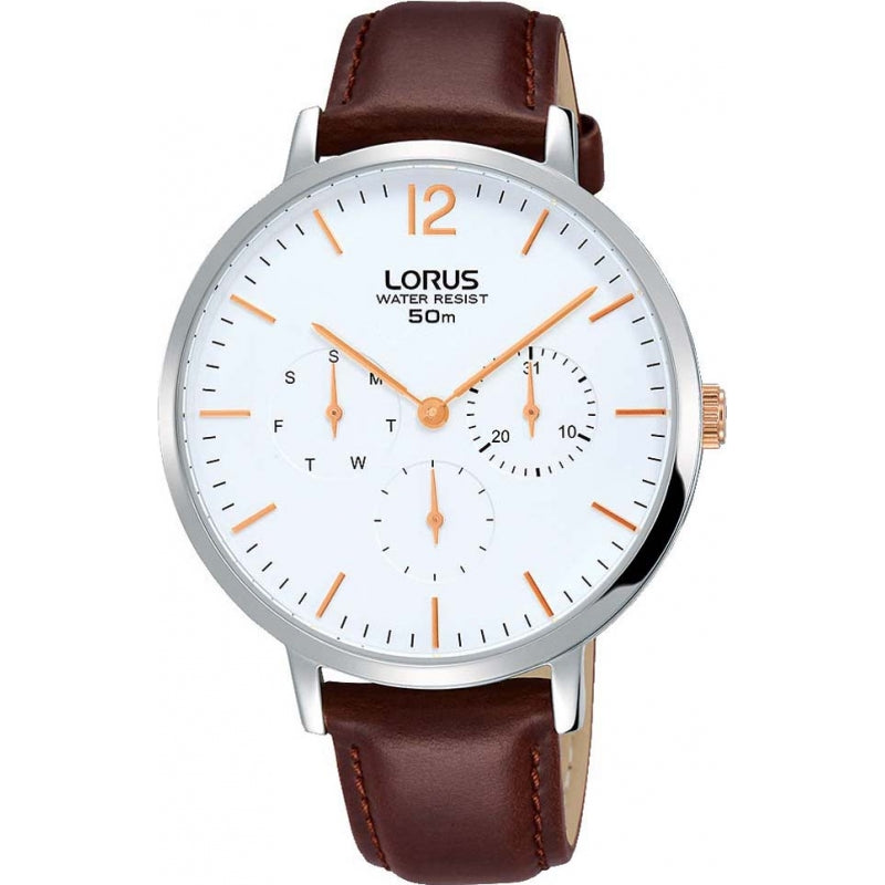 Lorus Ladies Multi Dial Dress Watch RP691CX9