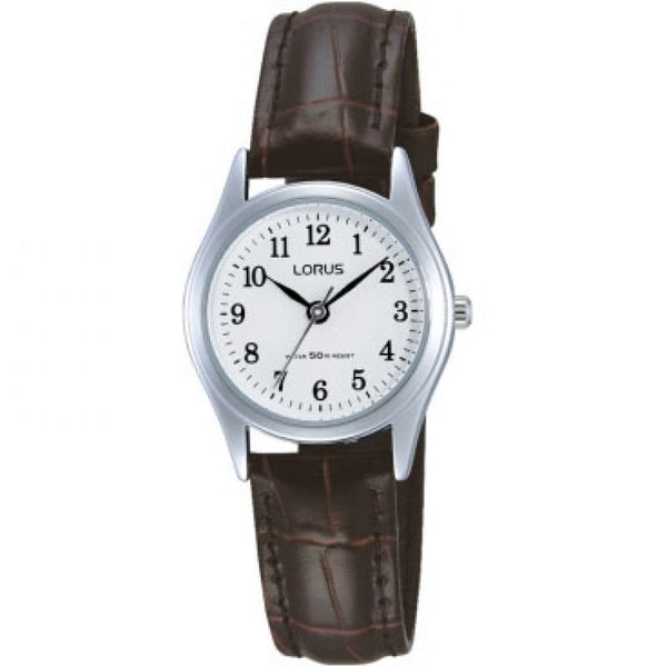 Lorus Ladies Classic Strap Watch RRS13VX9