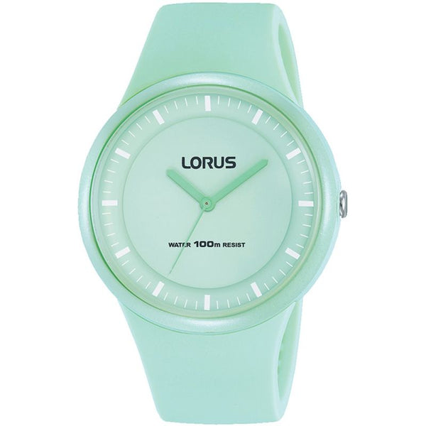 Lorus Children's Silicone Watch RRX31FX9