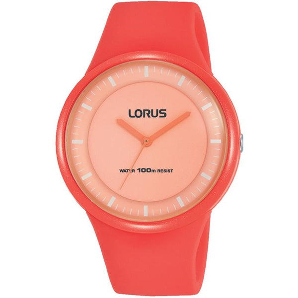 Lorus Children's Silicone Watch RRX35FX9