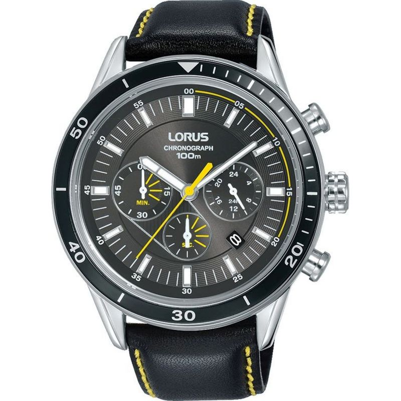 Lorus Men's Sports Chronograph Watch RT311HX9
