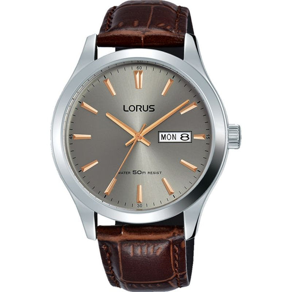 Lorus Men's Classic Strap Watch RXN61DX9