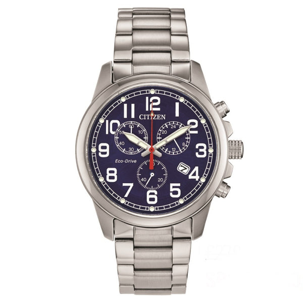 Citizen Eco Drive Men's Chronograph Watch AT0200-56L
