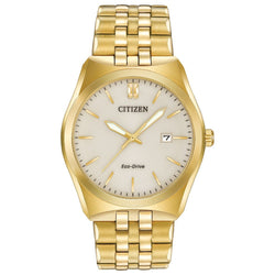 Citizen Mens Eco Drive Corso Bracelet Watch BM7332-53P