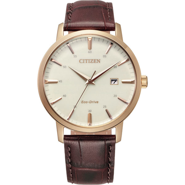 Citizen Eco Drive Men's Strap Watch BM7463-12A