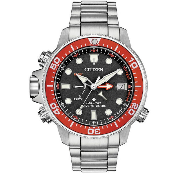 Citizen Eco Drive Aqualand Diver Men's Watch BN2039-59E