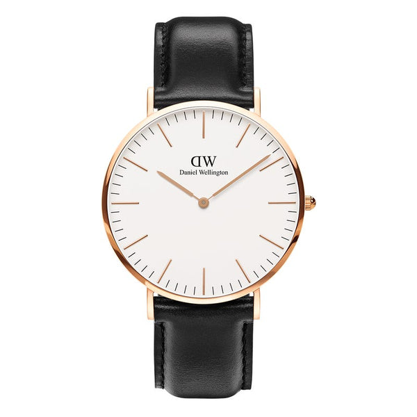 Daniel Wellington Classic Sheffield 40mm Rose