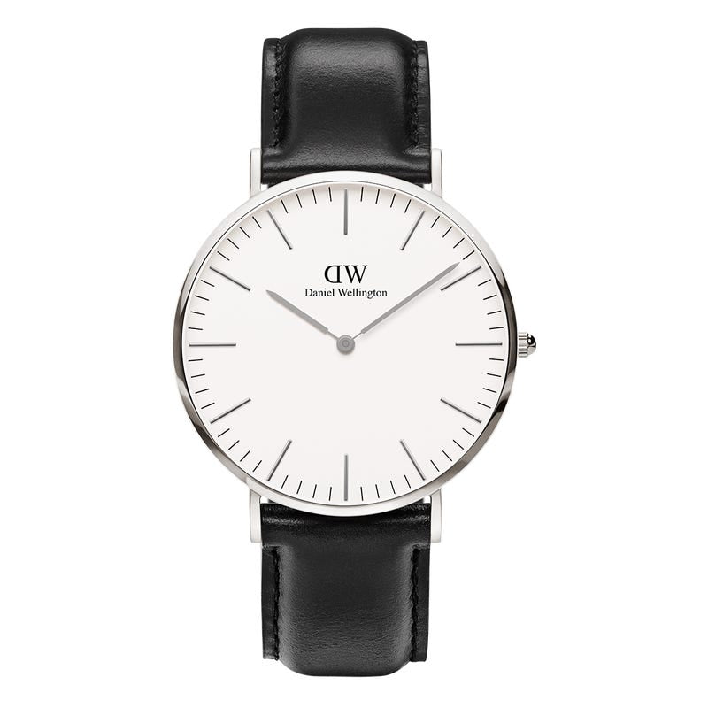 Daniel Wellington Classic Sheffield 40mm Silver