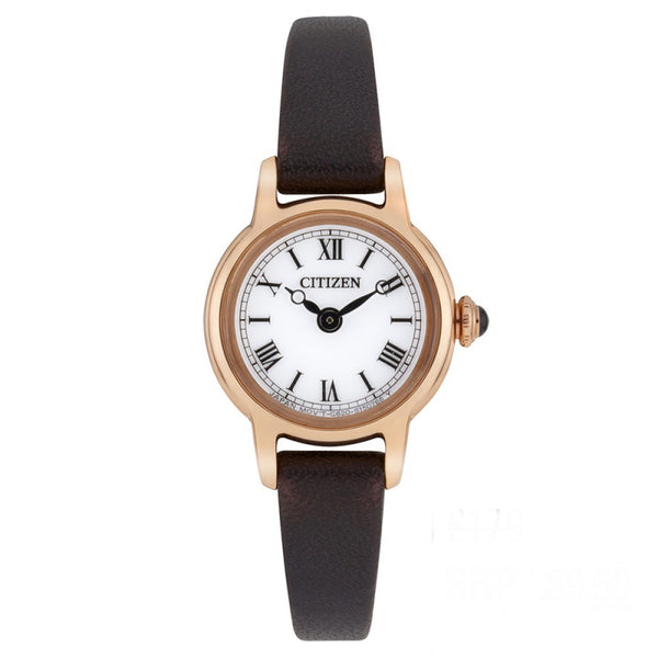 Citizen Eco Drive Ladies Strap Watch EG2996-09A