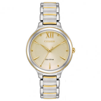 Citizen Eco Drive Ladies Bracelet Watch EM0554-82X