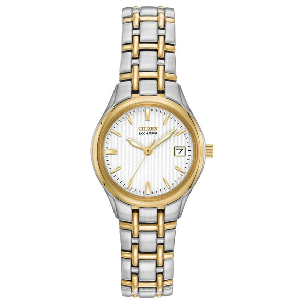 Citizen Eco Drive Ladies Silhouette Watch EW1264-50A