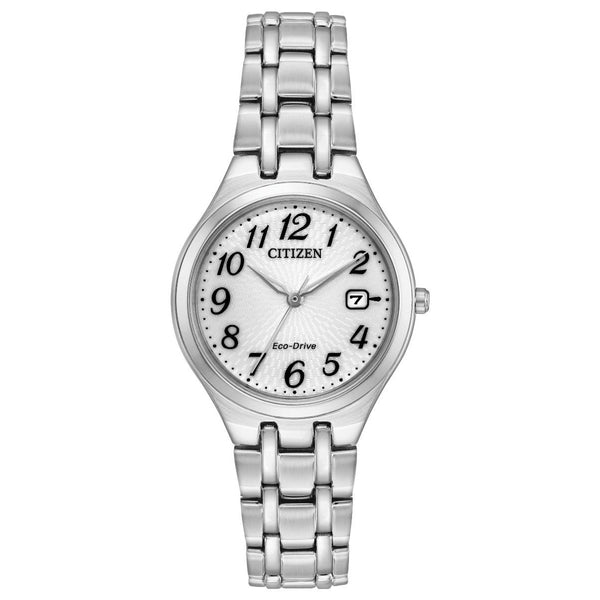 Citizen Eco Drive Ladies Silhouette Watch EW2480-59A
