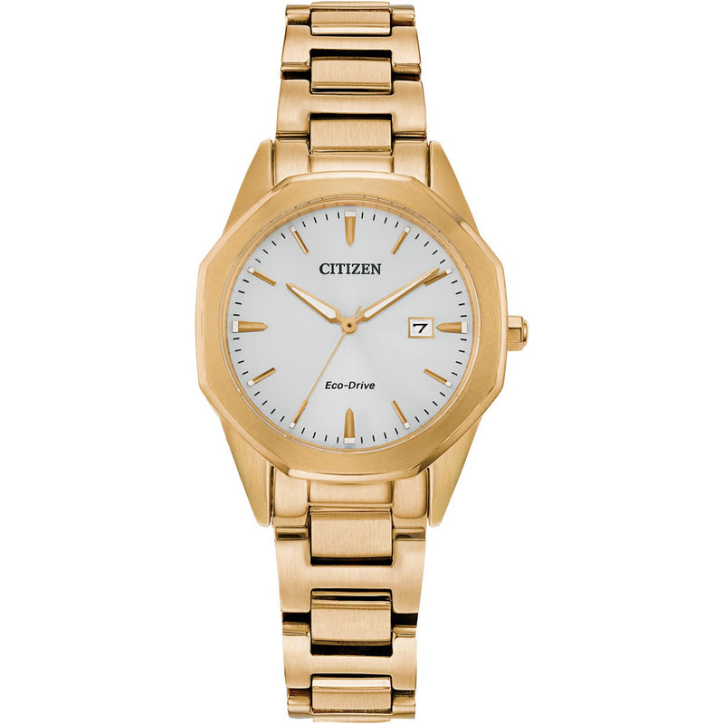 Citizen Ladies Eco Drive Silhouette Bracelet Watch EW2582-59A
