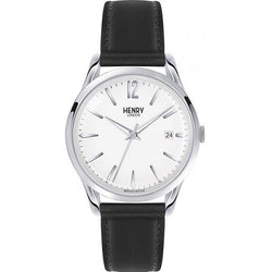 Henry London Mens Edgware Strap Watch HL39-S-0017