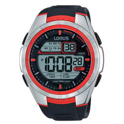Lorus Men's Digital Sports Watch R2313LX9