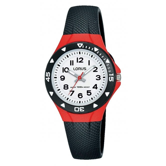 Lorus Children's Silicone Watch R2357MX9