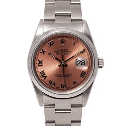 Pre Owned Rolex Men's Datejust 16200