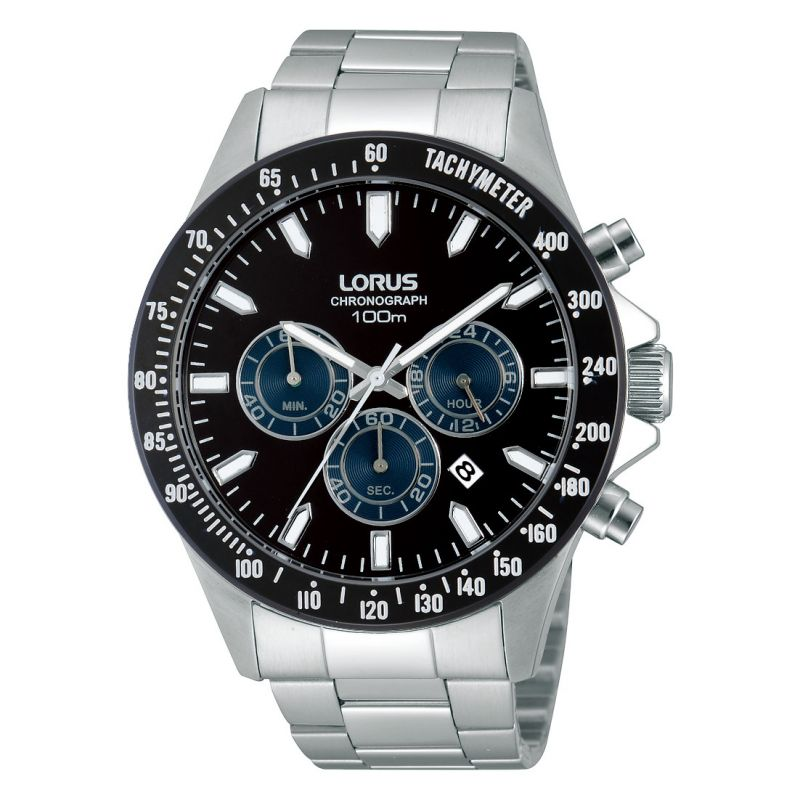 Lorus Men's Sports Chronograph Watch RT375DX9