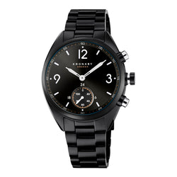 Kronaby Apex 41mm Smart Hybrid Watch S3115/1