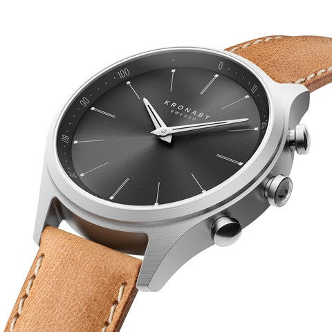 Kronaby Sekel 41mm Smart Hybrid Watch S2749/1