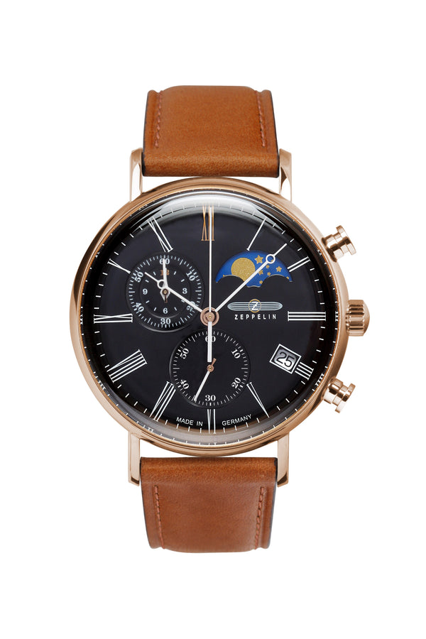 Zeppelin LZ120 Rome Moonphase 7196-2