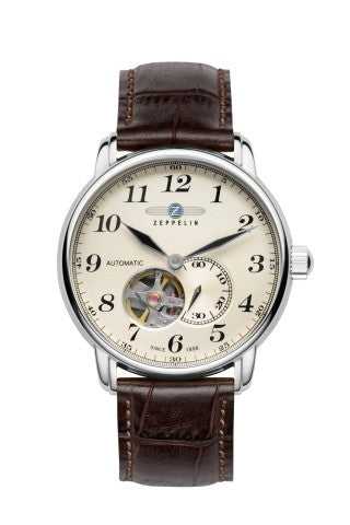 Zeppelin LZ127 Count Zeppelin Automatic 7666-5