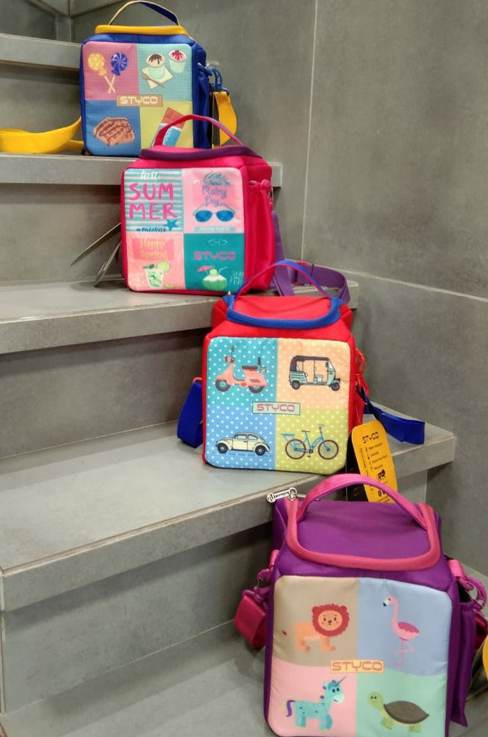 "Kids Premium Insulated Lunch Bag ( 8x8 "")"