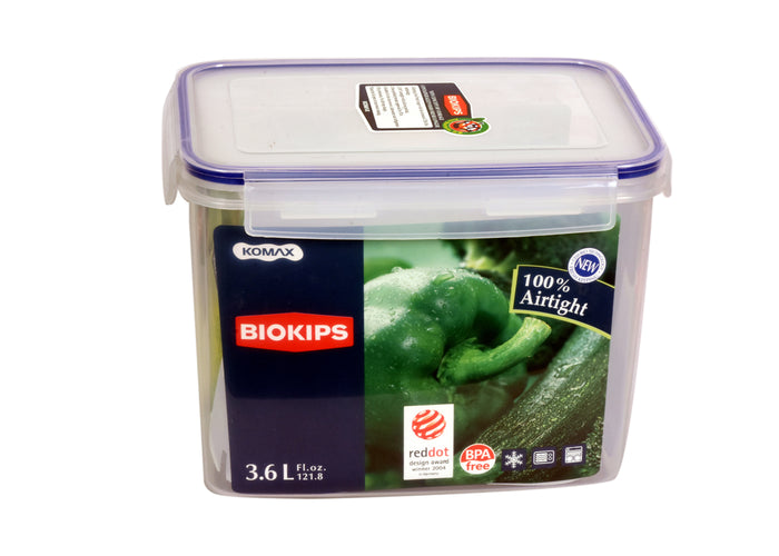 Plastic Lunch Containers | BLOKIPS Container 3.6Lt | Boxania