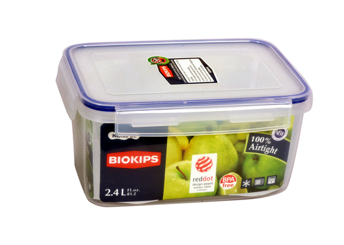 Komax Food Storage Container | Biokips  2.4 ltr