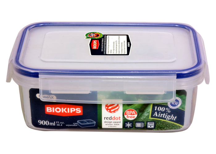 Plastic Food Storage Boxes | BLOKIPD Container 900ml | Boxania