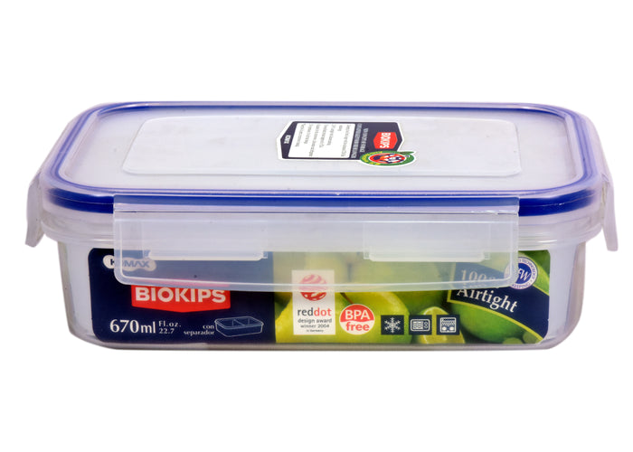 Best Food Containers | BIOKIPS Container  670ml | Boxania
