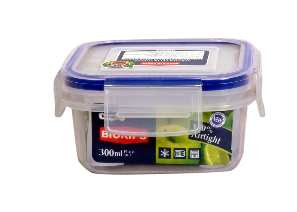 Plastic Food Containers | BLOKIPS Container 300ml