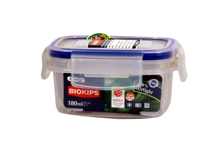 Glass Food Storage Container | Biokips Container