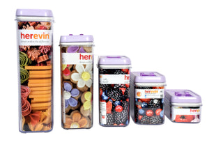 Herevin Storage Canister