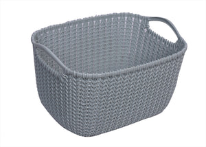 boxania knit storage basket