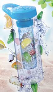 Herevin Bottle with Fruit Infuser