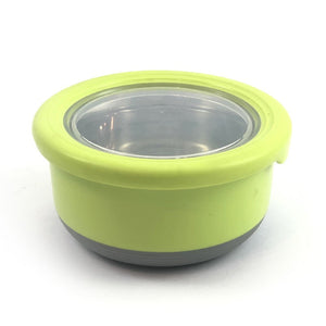 STAINLESS STEEL, FOOD COMTAINER (BPA Free)