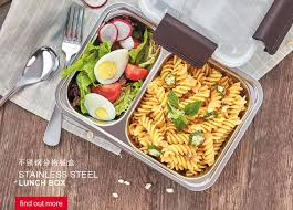TEDEMEL Stainless steel lunch box
