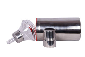 AMW Stainless Steel Nozzle Leakproof Oil Dispenser