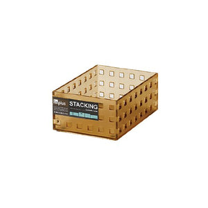 Lock&Lock Stacking System Case, Amber (INP451)