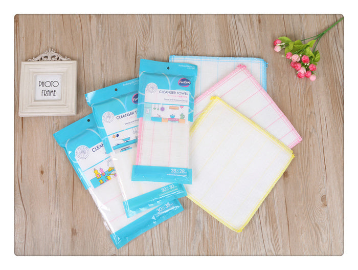 Premium Kitchen/Household Cleanser Towel - 30x30 cm - Pack of 1