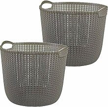 30 Ltrs Laundry Basket