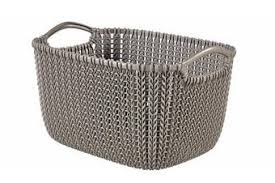 Curver knit open Basket ( 03670 ) - Large