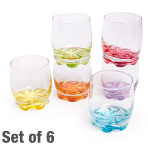 GURALLAR jidoo 2.0 - Set of 6 glasses