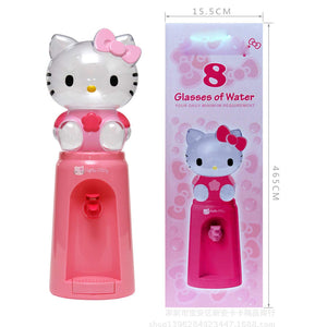 Hello Kitty Light Mini Water Dispenser Capacity 2L / 8 Glasses