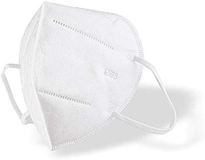 Clean-Living™ KN95 / FFP2 Protective Face Mask (CE Certified) Pack of 2