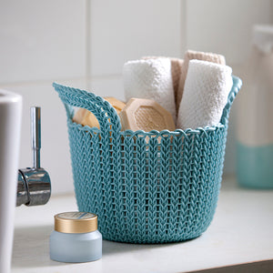 Round Storage Basket