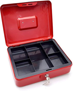 Metal Cash Box ( Medium)