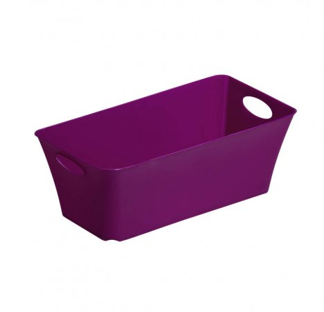 Rotho Plastic Storage Baskets 2L